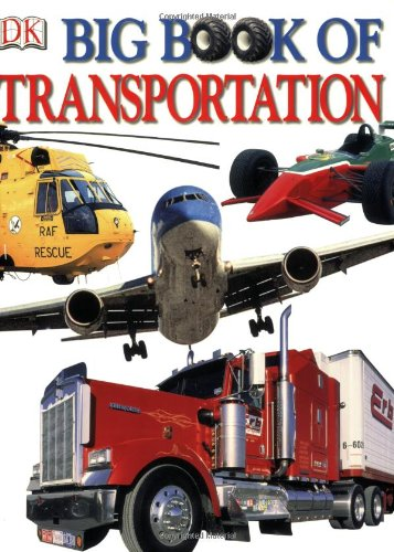 9780756619343: Big Book of Transportation