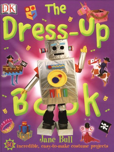 9780756619831: The Dress-Up Book