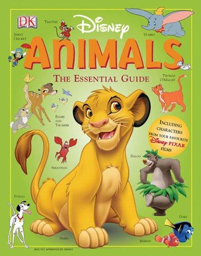 9780756620066: Disney Animals Essential Guide (DK Essential Guides)