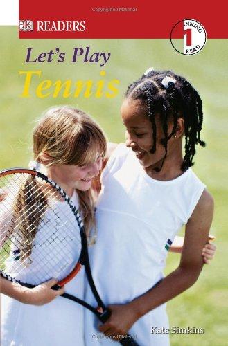 9780756620103: DK Readers: Let's Play Tennis
