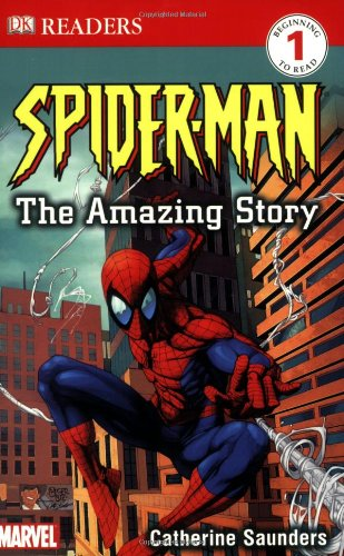 9780756620257: Spider-Man: The Amazing Story (DK READERS)