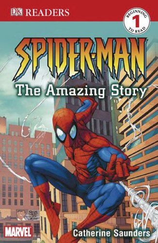 9780756620264: Spider-Man: The Amazing Story (DK READERS)