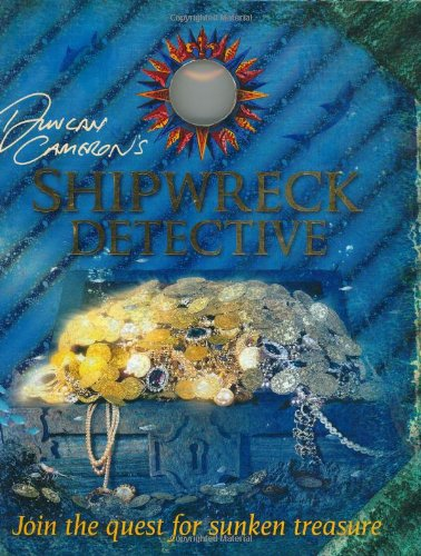 Duncan Camerons Shipwreck Detective With Compass Dive LogWith