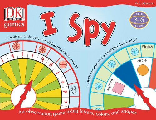 9780756622343: I Spy! (DK Toys & Games)