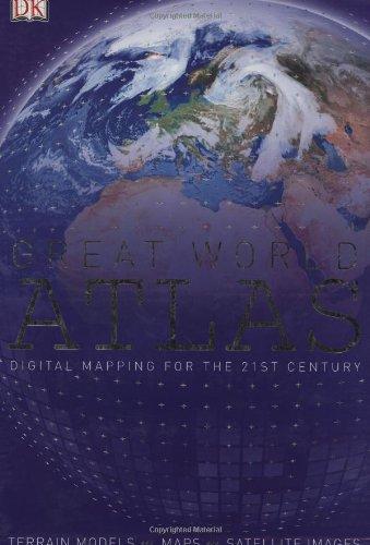9780756622701: The Great World Atlas