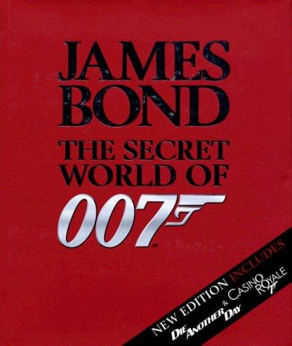 James Bond: The Secret World of 007: DK Publishing