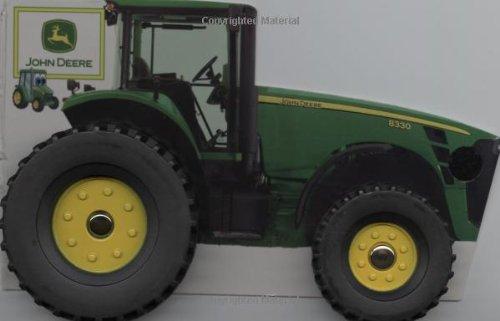 9780756623296: John Deere Wheelie Tractor (Wheelies)