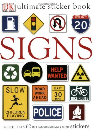 9780756623449: Signs (Ultimate Sticker Book)