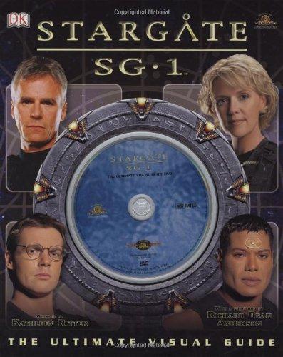 9780756623616: Stargate SG-1: The Ultimate Visual Guide
