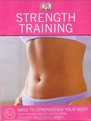 Strength Training Deck (DK Decks): Pagano, Joan