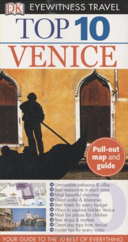 9780756623869: Top 10 Venice (Eyewitness Top 10 Travel Guides)