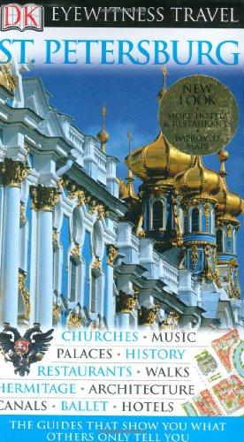 9780756624361: St. Petersburg (Eyewitness Travel Guides)