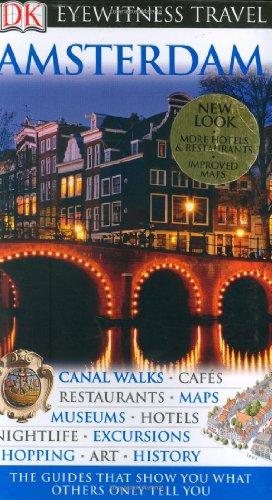 9780756624415: Amsterdam (Eyewitness Travel Guides)