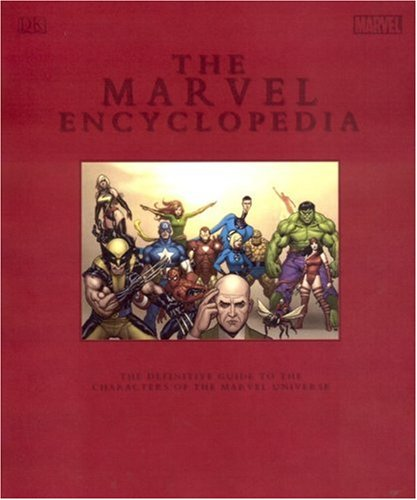 Marvel encyclopedia limited edition