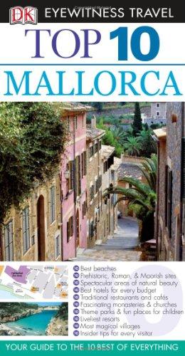 9780756624903: Top 10 Mallorca (Eyewitness Top 10 Travel Guides)