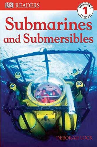 9780756625504: DK Readers L1: Submarines and Submersibles