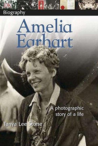 9780756625528: Amelia Earhart (Dk Biography)