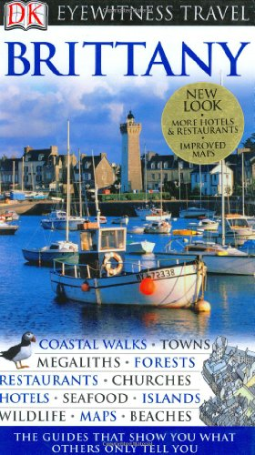 9780756625726: Brittany (Eyewitness Travel Guides)