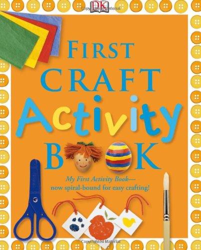 9780756625795: First Craft Activity Book
