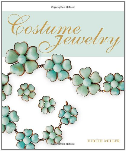 Costume Jewelry (Pocket Collectibles): Judith Miller