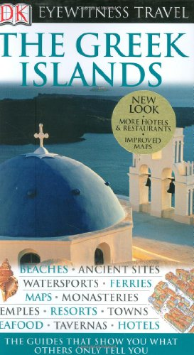 9780756626372: The Greek Islands (Eyewitness Travel Guides)