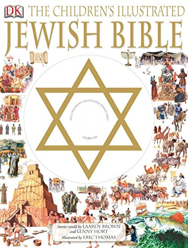 9780756626655: The Children's Illustrated Jewish Bible [With CD]