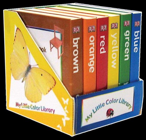 9780756627294: My Little Colors Library (Dk My First Books)