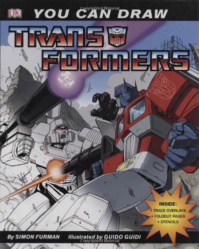 9780756627461: You Can Draw Transformers