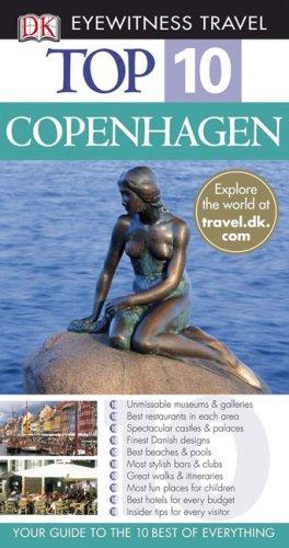9780756627881: Top 10 Copenhagen (DK Eyewitness Top 10 Travel Guides)