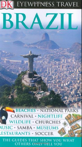 9780756628208: DK Eyewitness Travel Guide: Brazil