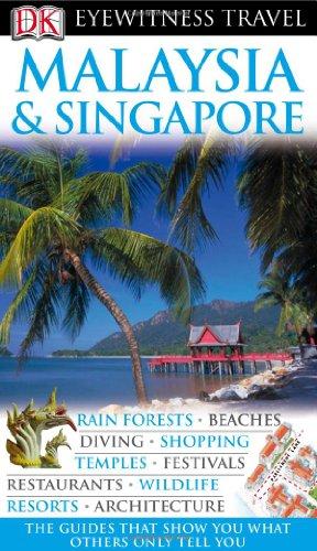 9780756628352: Malaysia & Singapore (DK Eyewitness Travel Guides)