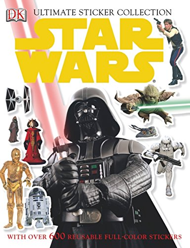 9780756629052: Star Wars Ultimate Sticker Collection