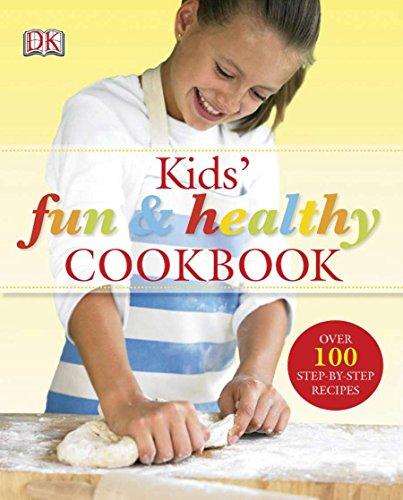 Kids' Fun and Healthy Cookbook: Graimes, Nicola