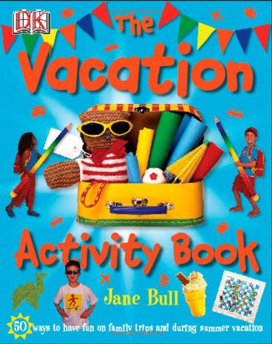 9780756629427: The Vacation Activity Book