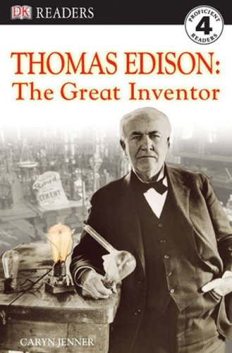 9780756629472: Thomas Edison: The Great Inventor (DK Readers. Level 4)