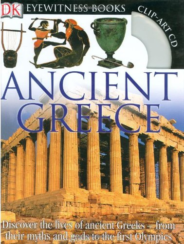 Ancient Greece (DK Eyewitness Books): Pearson, Anne