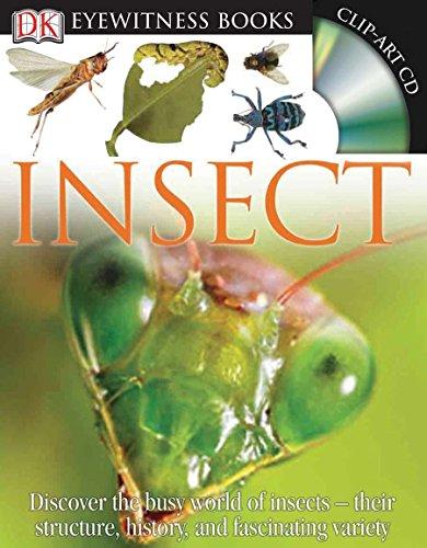 9780756630041: Dk Eyewitness Insect (Dk Eyewitness Books)