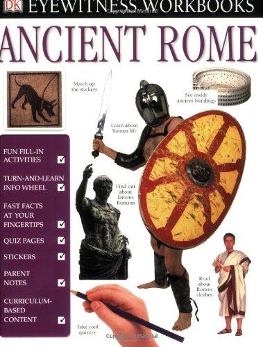 9780756630102: Eyewitness Workbooks: Ancient Rome (DK Eyewitness Books)