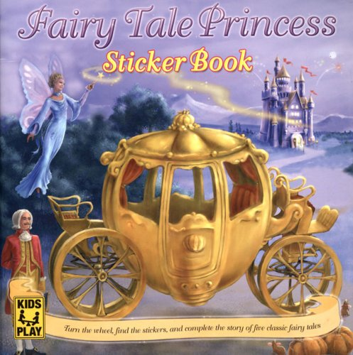 9780756630898: Fairy Tale Princess Sticker Book