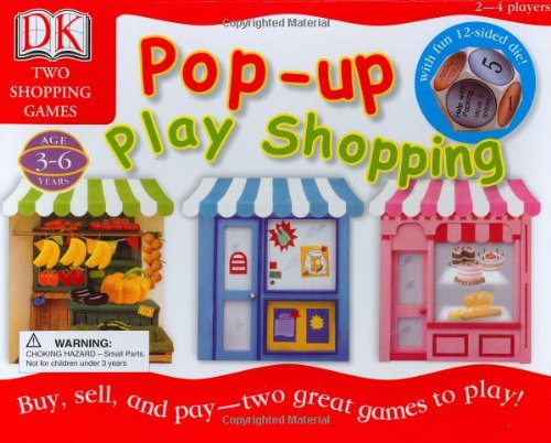 9780756631017: Pop-up Play Shopping (DK Toys & Games)