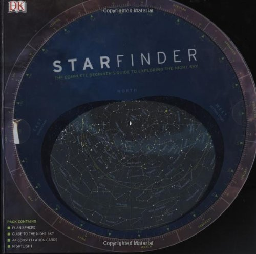 9780756631208: Starfinder: The Complete Beginner's Guide to Exploring the Night Sky [With Double-Sided Cards and Interactive Planisphere]