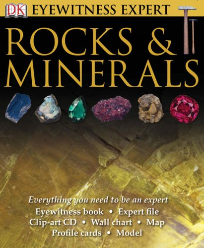 9780756631321: Eyewitness Experts: Rocks and Minerals