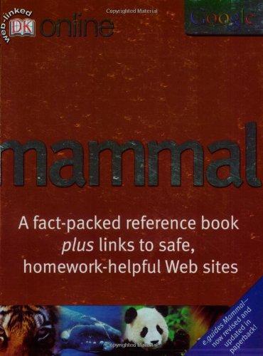 9780756631376: Mammal (DK ONLINE)