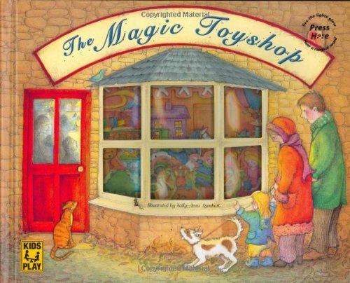 The Magic Toyshop: Dorling Kindersley Publishing