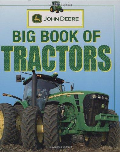 9780756632137: John Deere: Big Book of Tractors