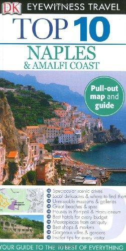 9780756632588: Top 10 Naples & Amalfi Coast (Eyewitness Top 10 Travel Guides)