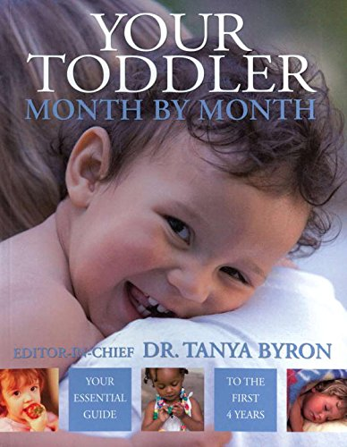 9780756633608: Your Toddler Month By Month