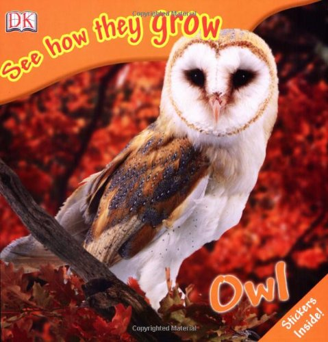9780756633721: Owl (See How They Grow)