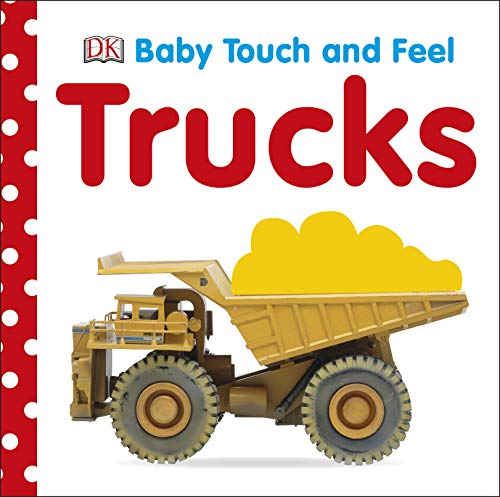9780756634650: Baby Touch and Feel: Trucks (Baby Touch & Feel)