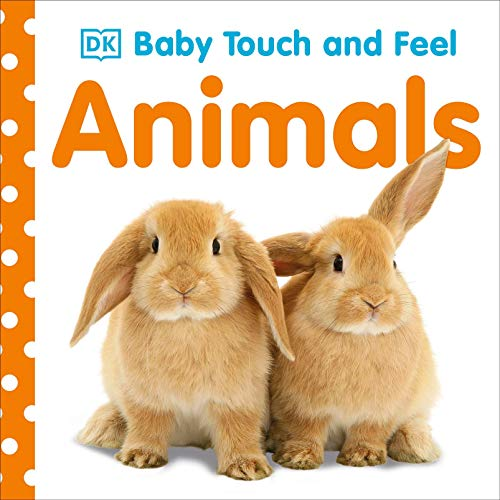 9780756634681: Animals (Baby Touch and Feel)